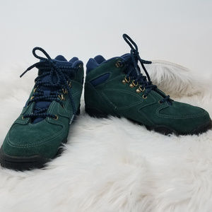 Reebok Hiking Ankle Boots Leather
